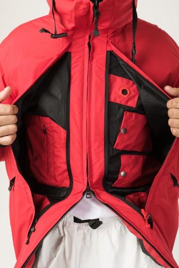 Зимняя куртка Inner City 4 COR Красный