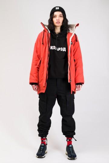Куртка Heat 3 Оранжевый Темный