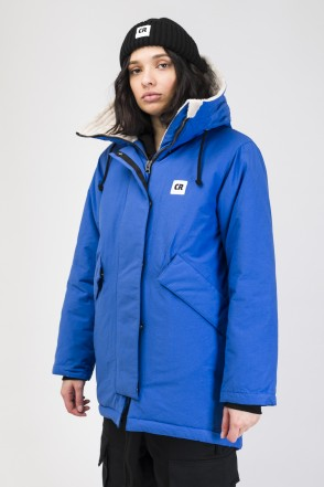 Heat 3 Jacket Cornflower Blue