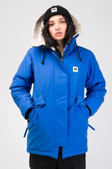 Heat 3 Jacket Cornflower Blue
