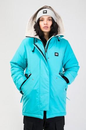 Heat 3 Jacket Turquoise