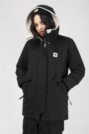 Heat 3 Jacket Black