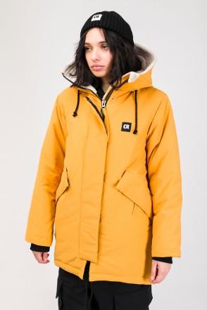 Куртка Heat 3 Горчичный Яркий
