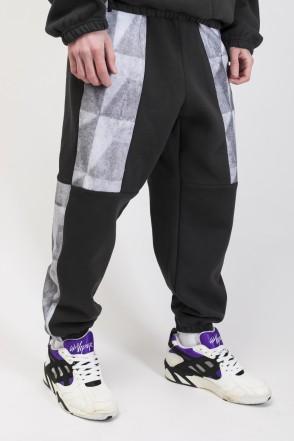 Panels Pants Dark Gray