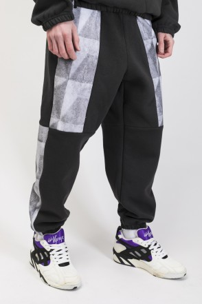 Panels Pants Dark Gray