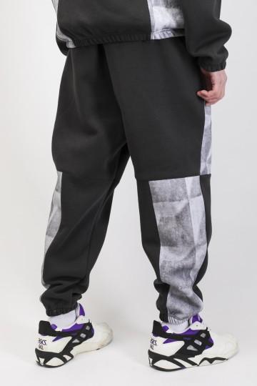 Штаны Panels Pants Серый Темный