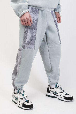 Panels Pants Ash Gray