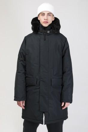 CR-A 5 COR Jacket Black