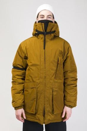 Derby 2 COR Jacket Olive Green