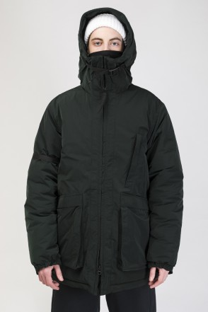 Derby 2 COR Jacket Black