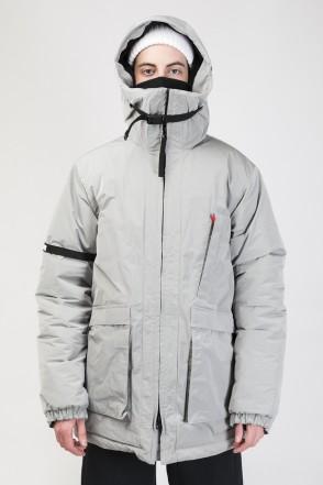 Derby 2 COR Jacket Gray