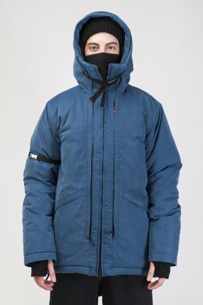 Inner City 3 COR Jacket Denim