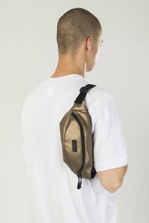 Hip Bag Dark Gold