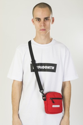 Fast Bag Red Taslan