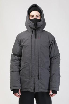Inner City 3 COR Jacket Dark Gray