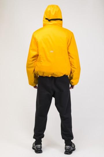C-ut COR Anorak Yellow