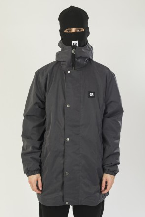 Cover Up 4 Jacket Anthracite