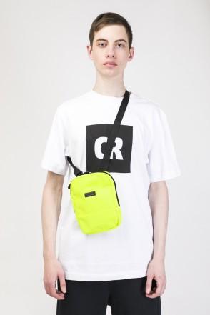 Code Bag Reflective Lemon