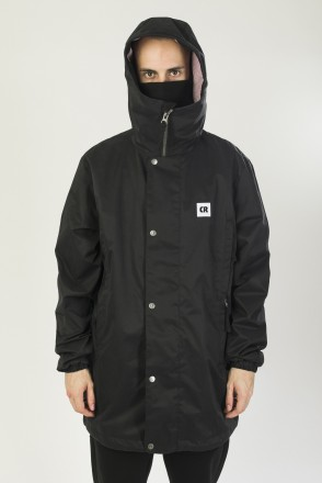 Cover Up 4 Jacket Black