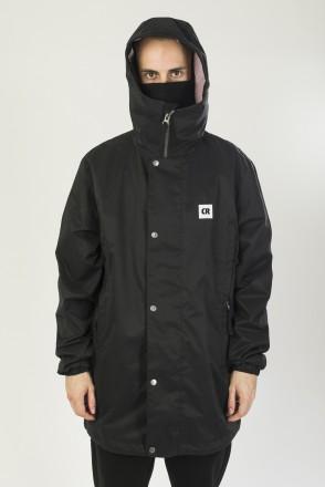Cover Up 4 Jacket Black