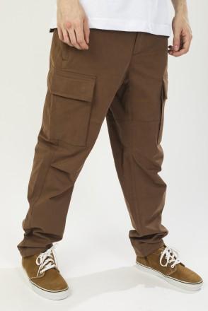 Cargo Wide Pants Light Brown