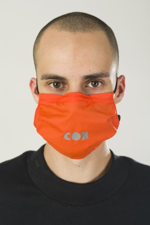 F-MSK COR Mask Orange