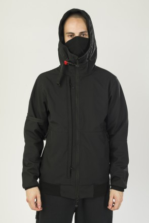 Get High 4 COR Jacket Black