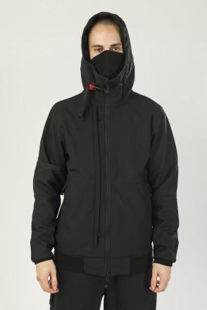 Get High 4 COR Jacket Black