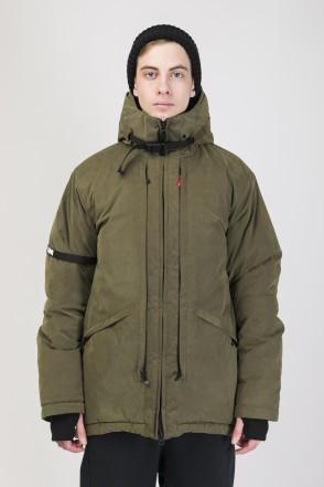 Inner City 3 COR Jacket Bog Green