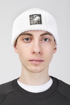 Rib Mix Hat CODERED x Бегу За Собак White