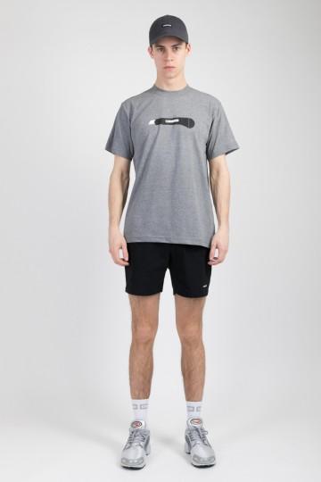Футболка Regular Boxcutter Темно-серый Меланж