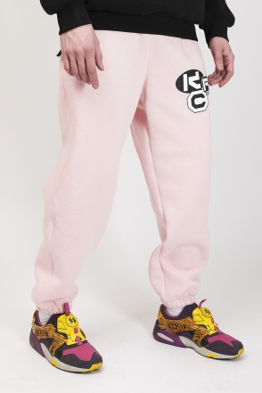 Trainer Pants Pale Pink CRS Cyrillic