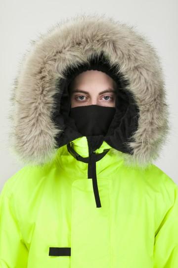 Куртка Fire 2 COR Флюр лимон