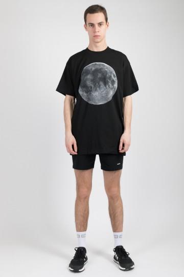 Футболка T+ Moon Code Черный