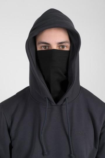 Толстовка Base Hoodie Серый Темный