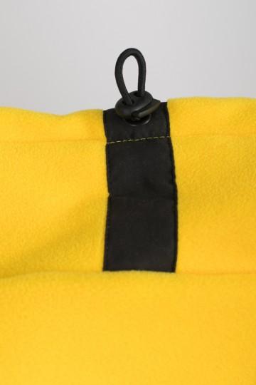 Fever Fleece Sweatshirt Yellow/Black