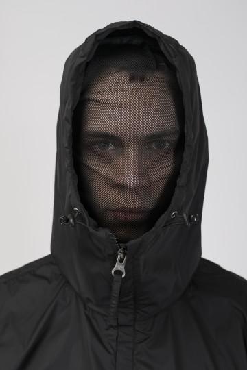 Анорак-Дождевик Write 3 Черный