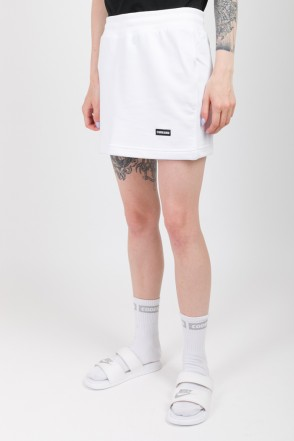 Tube Skirt White