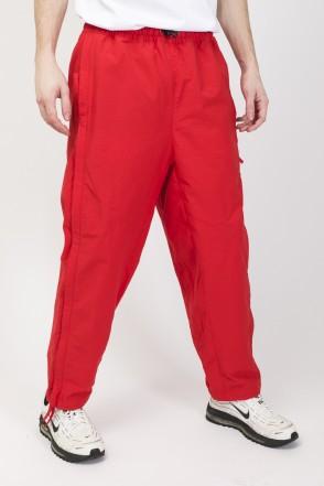 Hide Side Pants Red
