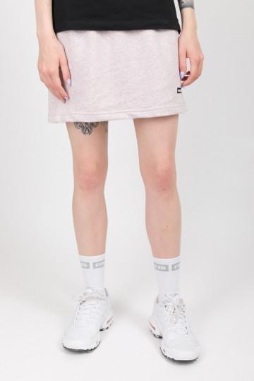 Юбка Tube Skirt Светло-Коричневый Меланж