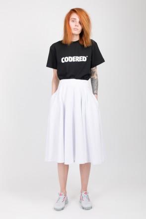 Sun Skirt White