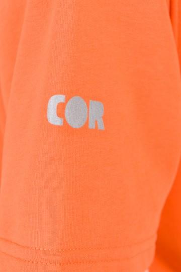 Футболка Stage Lady Crop COR Оранжевый