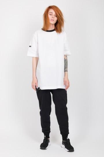 Футболка-платье T-dress COR Белый