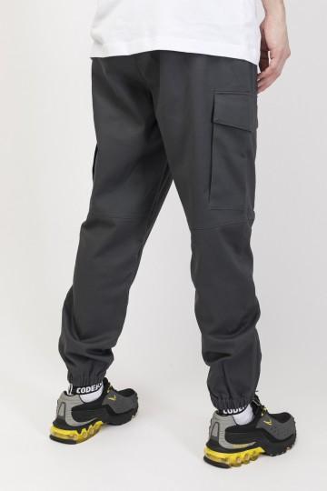 Штаны Cuffs 2 Серый Темный