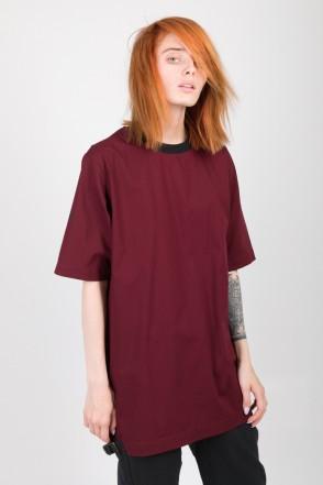 Т-dress COR Dress/T-Shirt Dark Bordeaux