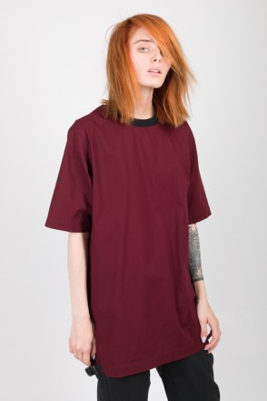 Т-dress COR Dress/T-Shirt Dark Bordeaux