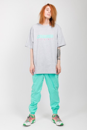 Star Sport T-shirt Dark Gray Melange