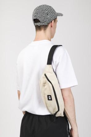 Hip Bag Large Beige Art. Suede