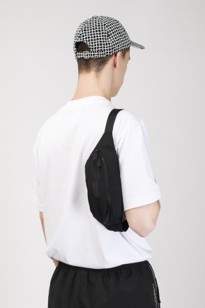 Hip Bag Black Ripstop