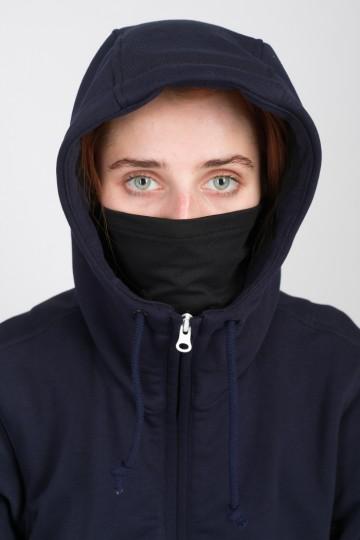 Толстовка Zip Lady Summer Синий Чернильный